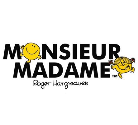 【最后1天】超可爱的 Monsieur&Madame 特卖!亲子装和情侣装的卡通世界你一定不要错过!T恤低至12€!