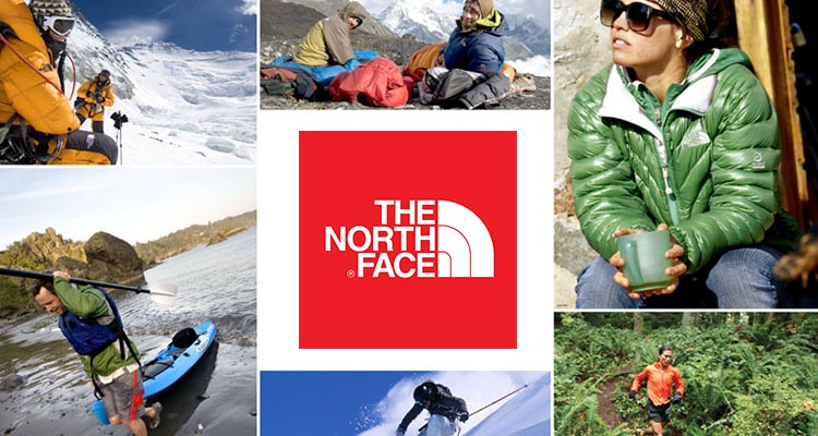 The North Face北面