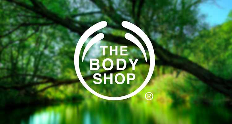 The Body Shop美体小铺 优惠封面