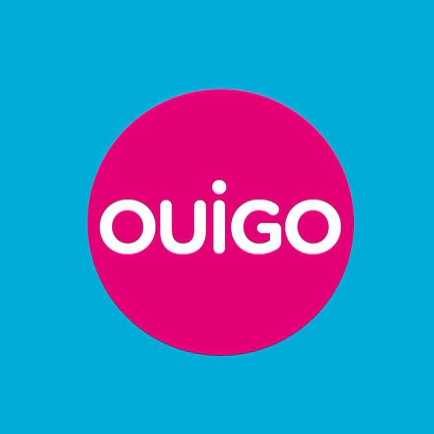 【打折季】OUIGO巴黎、雷恩、南特、波尔多50 000 张半价票来袭!只要8欧!一起出去玩吧!