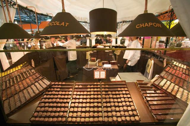 alt:巧克力沙龙