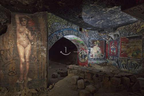 alt: 巴黎地下墓穴