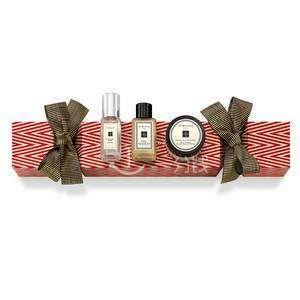 圣诞礼物祖马龙圣诞限定香水套组小糖果cracker