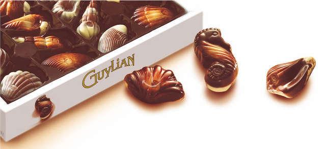 白色情人节 巧克力推荐