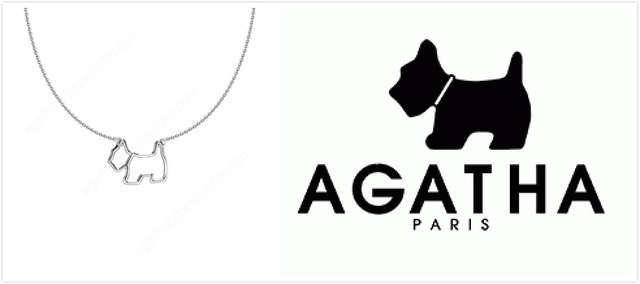 欧洲小众首饰品牌 Agatha