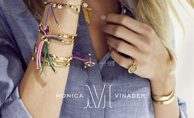 欧洲小众首饰品牌 Monica Vinader