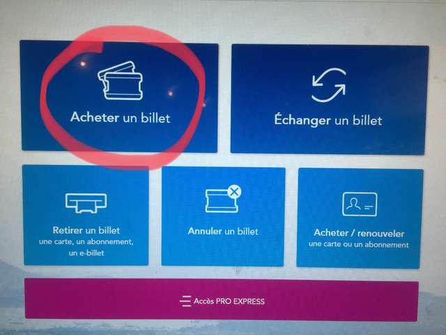 法国 火车票 SNCF