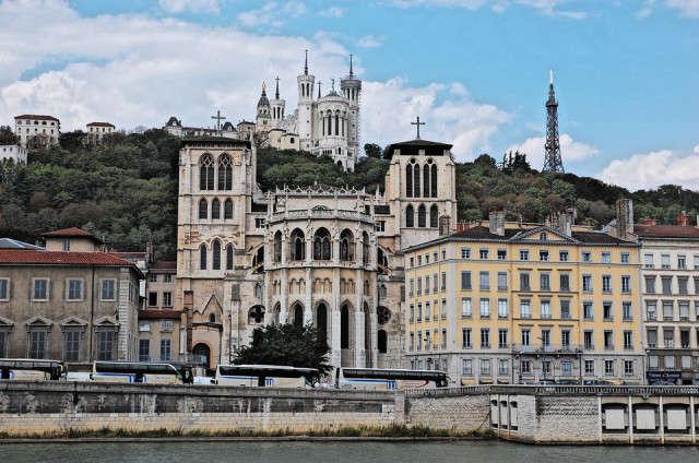 里昂 法国 地理解析