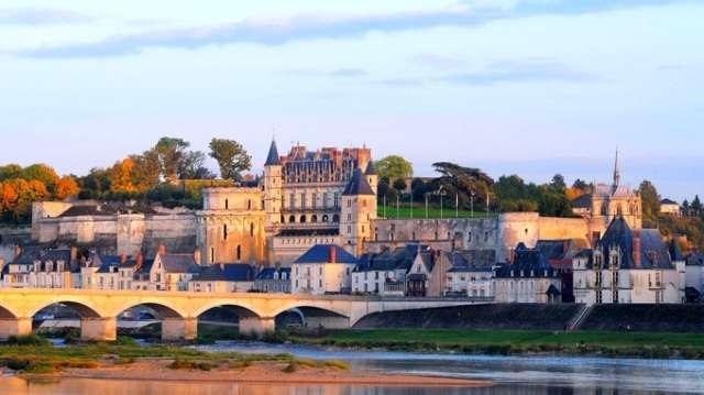 卢瓦尔河谷 法国 地理解析