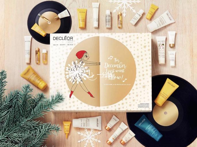 2018 圣诞日历礼盒
