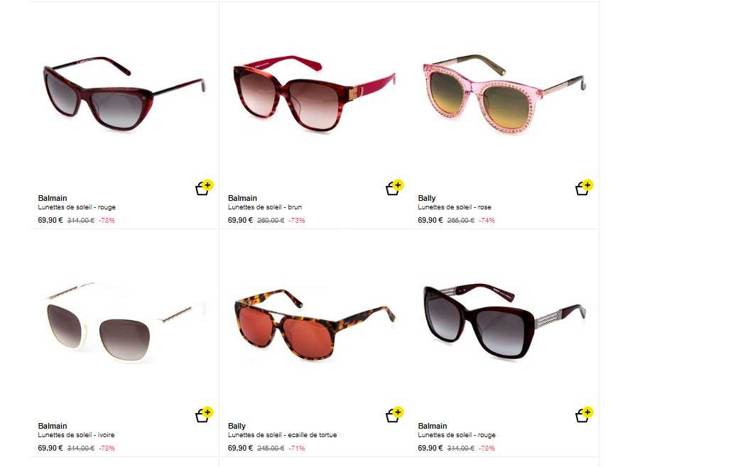 fe998cea6ca465 酷毙了!Kenzo、Balmain、Bally🕶 墨镜2折特卖!还有眼镜框架!!超多潮 ...