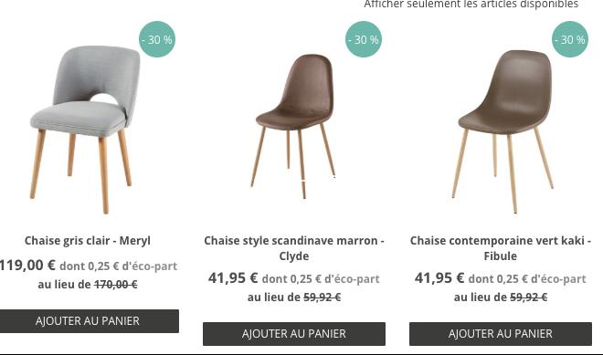 法式小资最爱家居maison Du Monde 终于打折啦超美超棒的家居小物低至5
